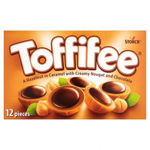 Toffifee 12 Pieces Box 100G  (Germany)